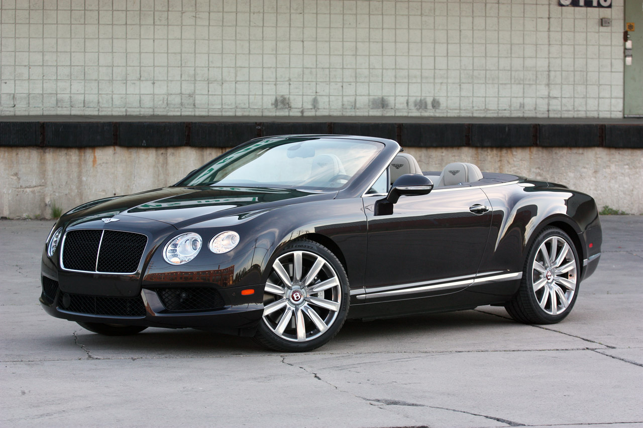 2013 bentley continental gtc v8 autoblog vanachro Images