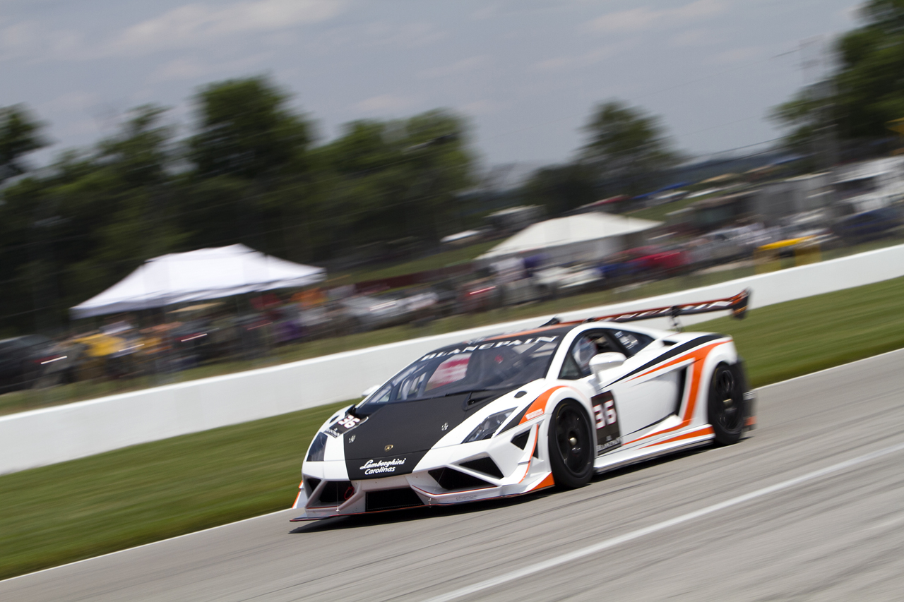 Lamborghini Super Trofeo Series Will Rent You A Race Car For 35k All Expenses Included Autoblog