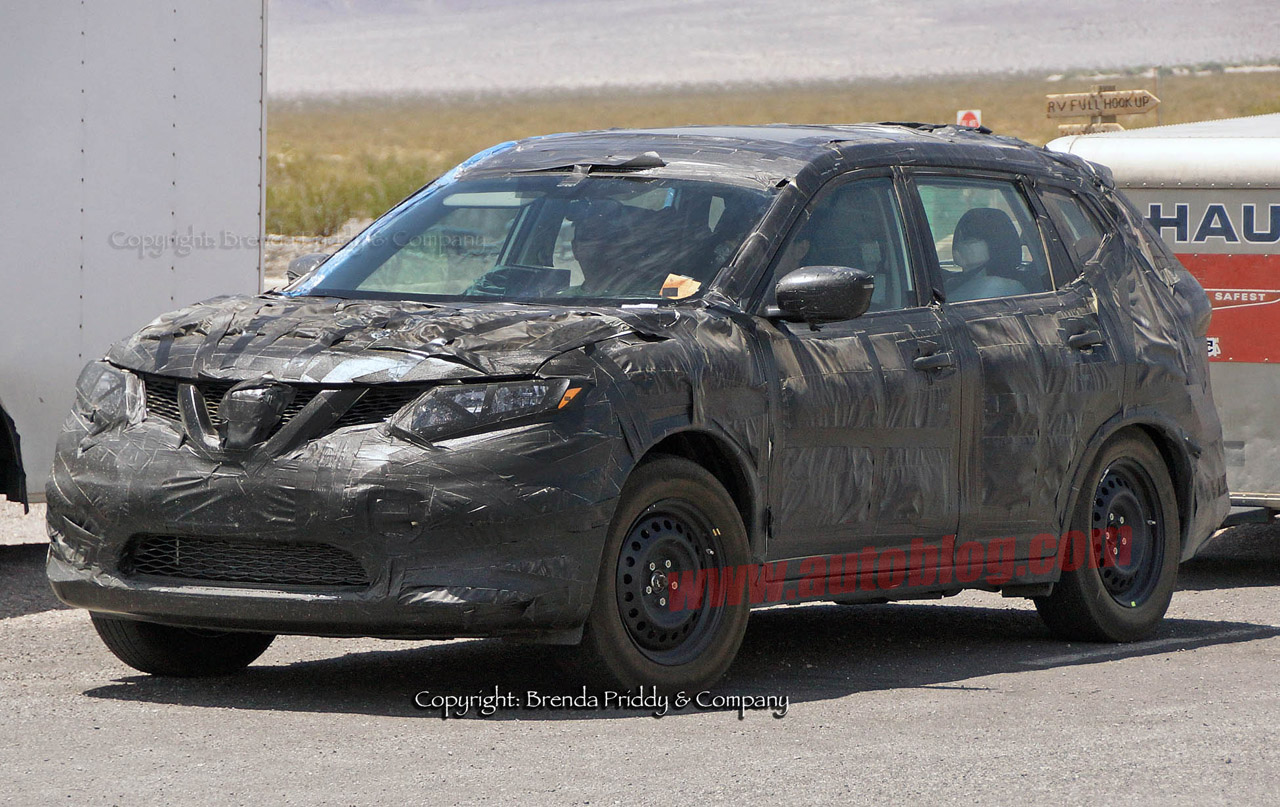2014 nissan rogue news and information autoblog vanachro Image collections