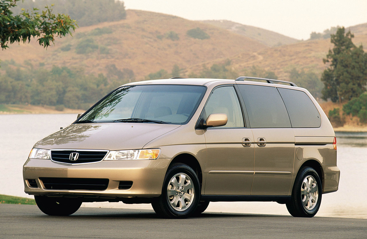 2003 honda odyssey photo gallery autoblog for Honda used certified
