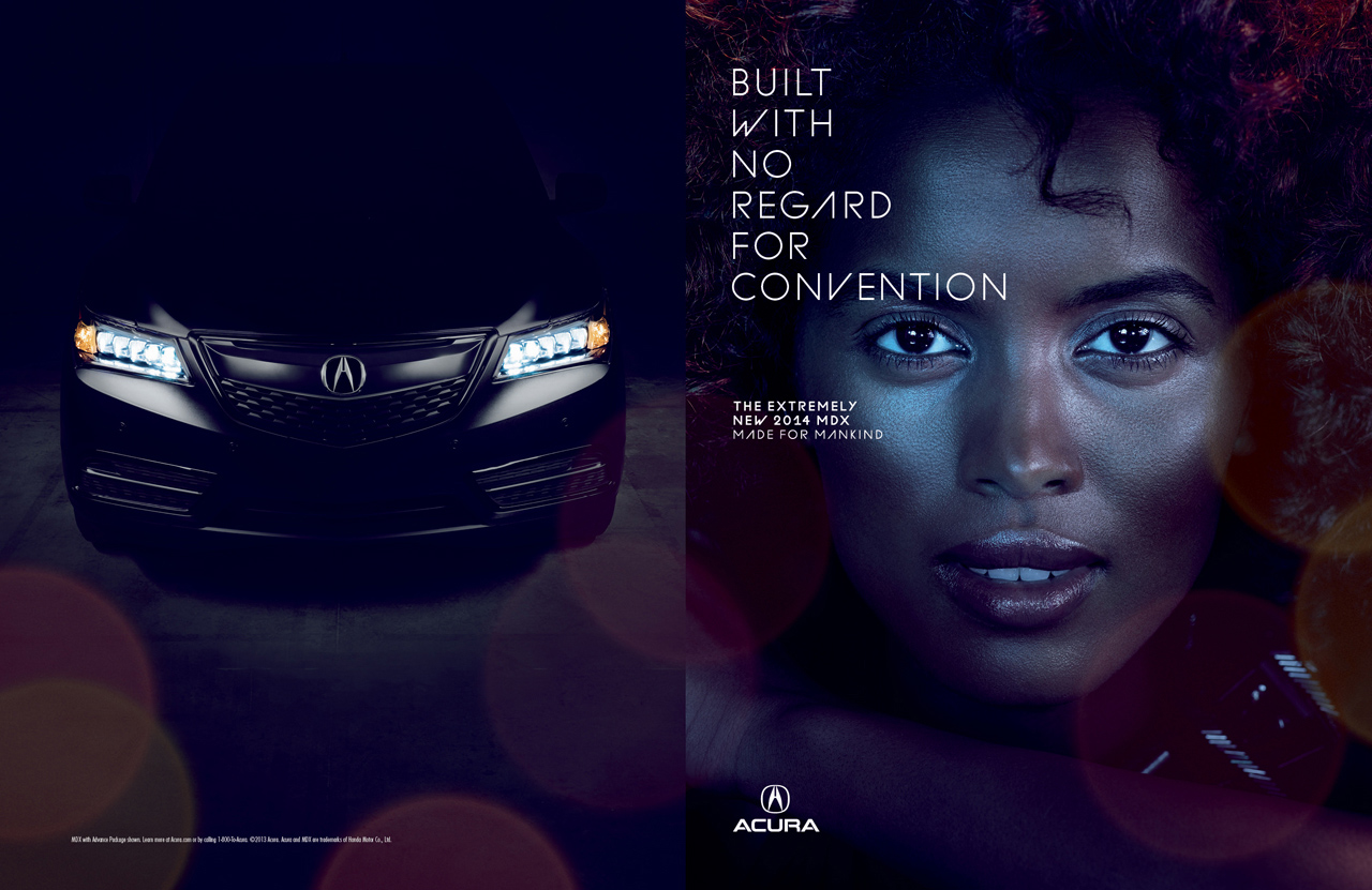 Acura Certified Pre-Owned >> 2014 Acura MDX ad campaign the most expensive in brand's history - Autoblog