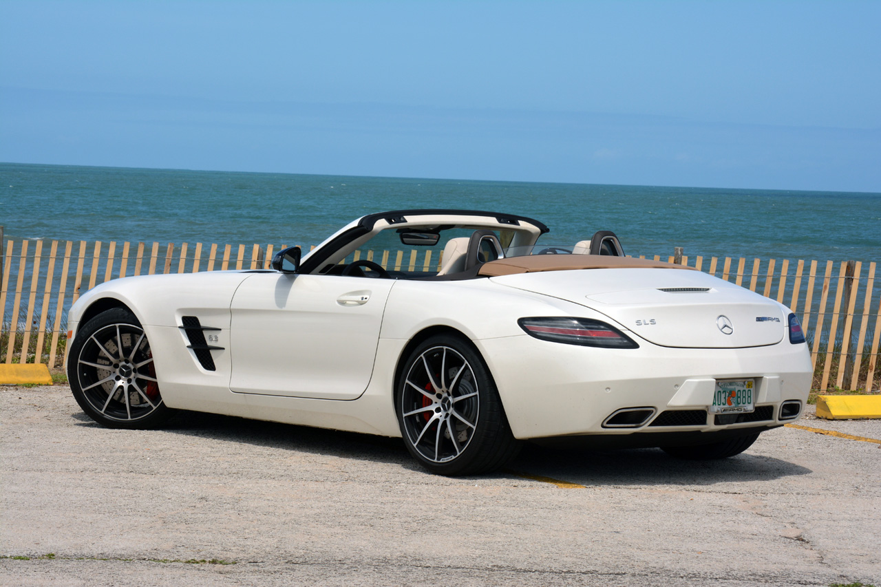 2013 Mercedes Benz Sls Amg Gt Roadster Quick Spin Photo Gallery Autoblog
