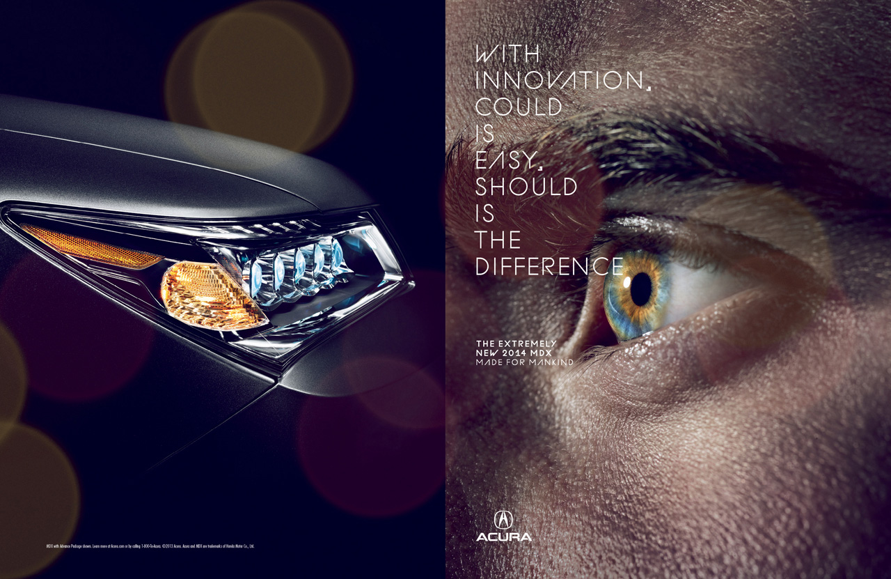 2014 Acura Mdx Ad Campaign The Most Expensive In Brand S