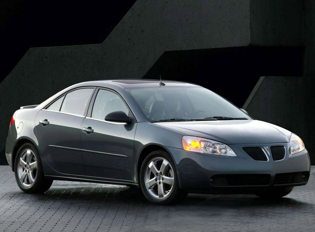 2005 Pontiac G6 Photo Gallery Autoblog