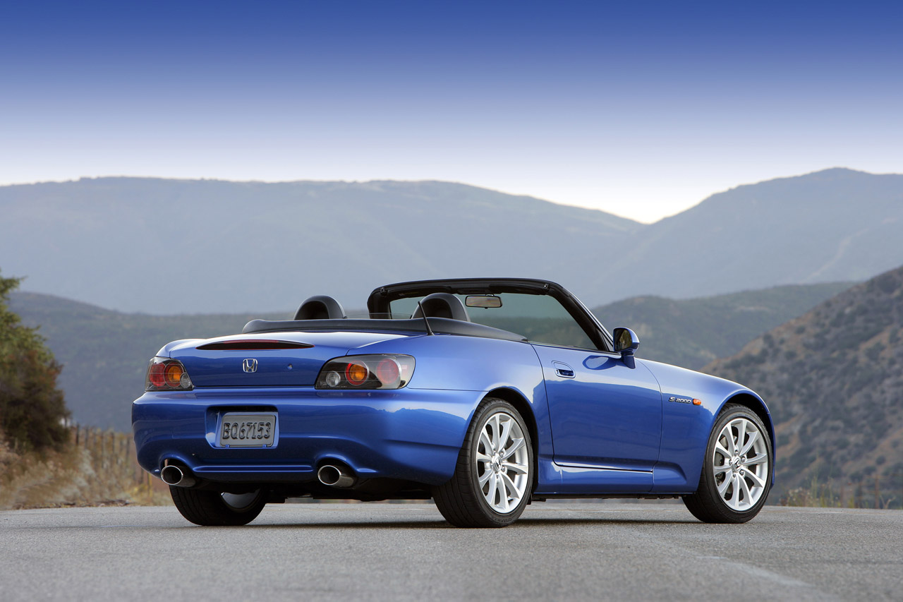 Honda S2000, Acura RSX recalled over brake boosters - Autoblog