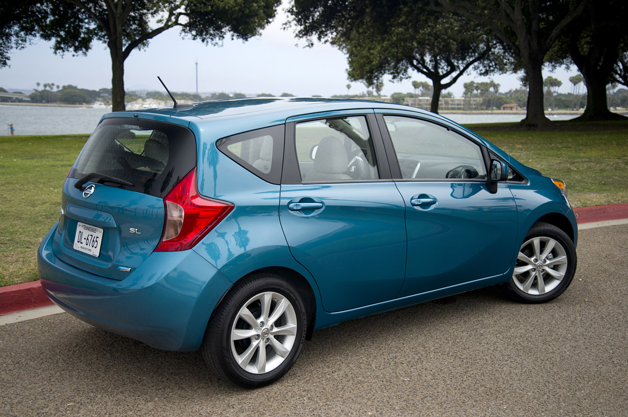 2014 nissan versa note gas mileage autos post. Black Bedroom Furniture Sets. Home Design Ideas