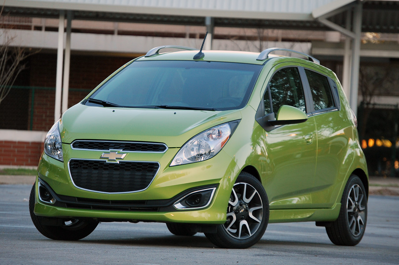 2013 chevrolet spark review photo gallery autoblog. Black Bedroom Furniture Sets. Home Design Ideas