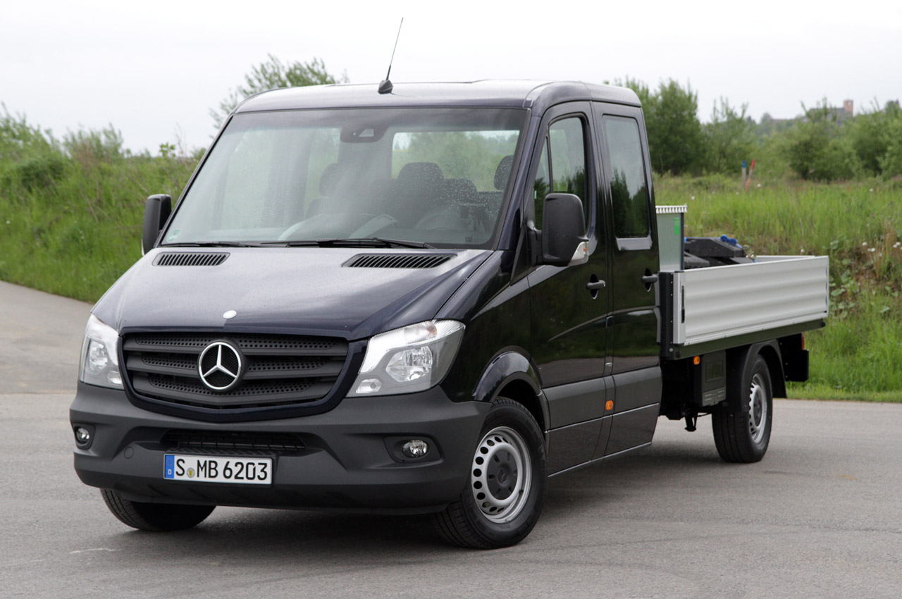 2014 mercedes benz sprinter first drive photo gallery autoblog. Black Bedroom Furniture Sets. Home Design Ideas