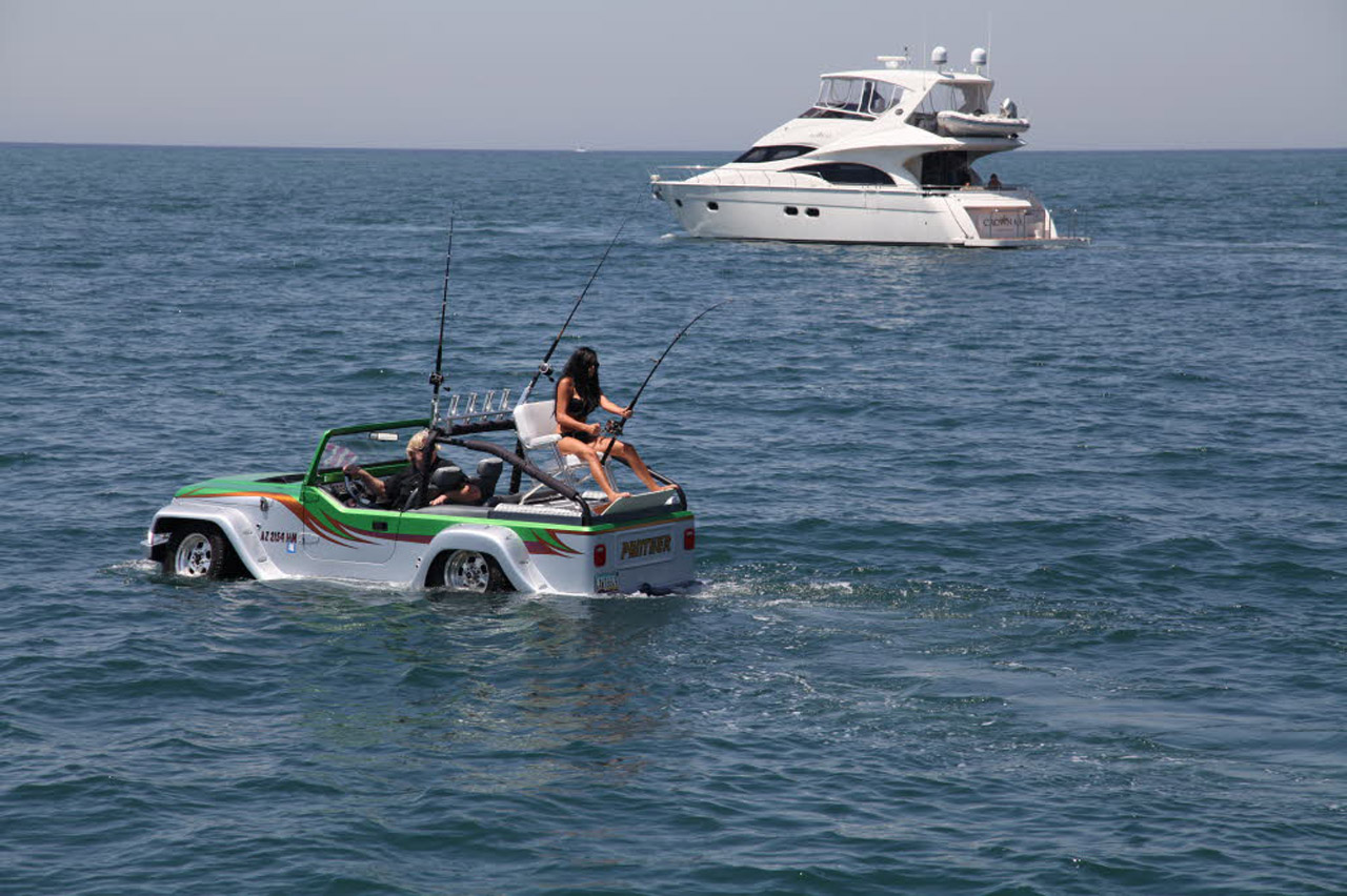 Watercar Panther Photo Gallery Autoblog