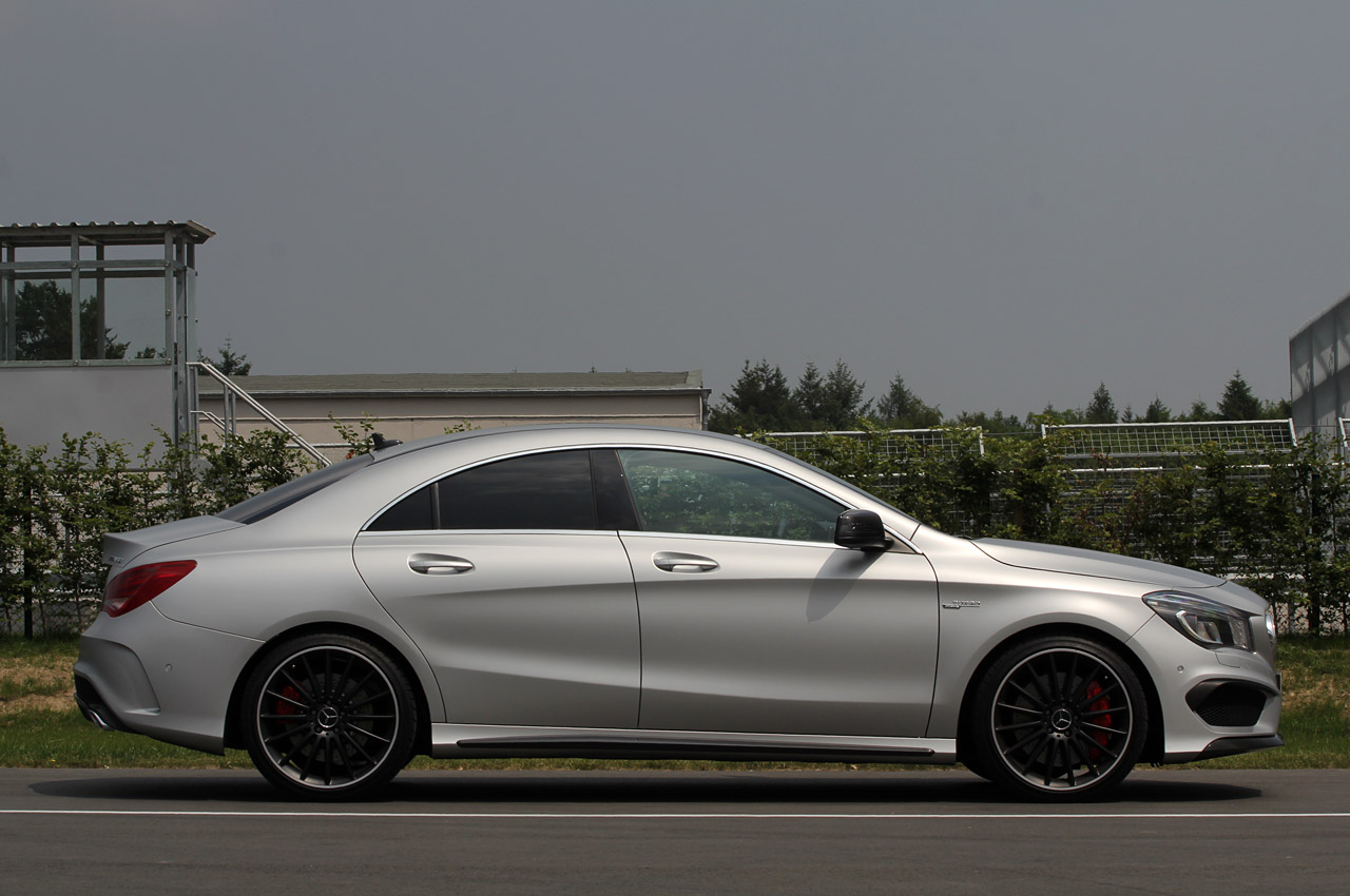 2014 mercedes benz cla45 amg first drive autoblog autos post. Cars Review. Best American Auto & Cars Review