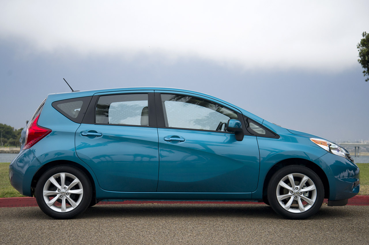 Nissan Certified Pre Owned >> 2014 Nissan Versa Note - Autoblog