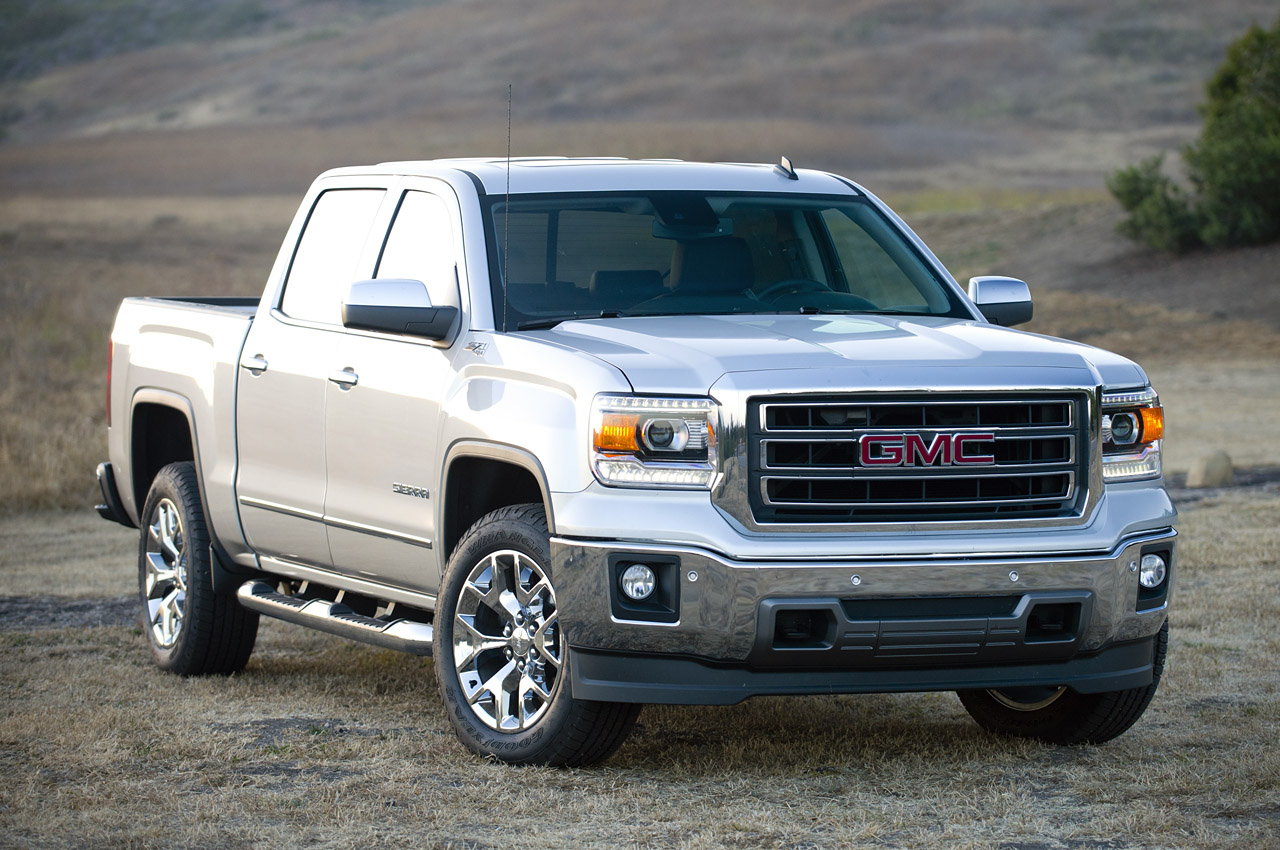 2014 gmc sierra first drive photo gallery autoblog. Black Bedroom Furniture Sets. Home Design Ideas
