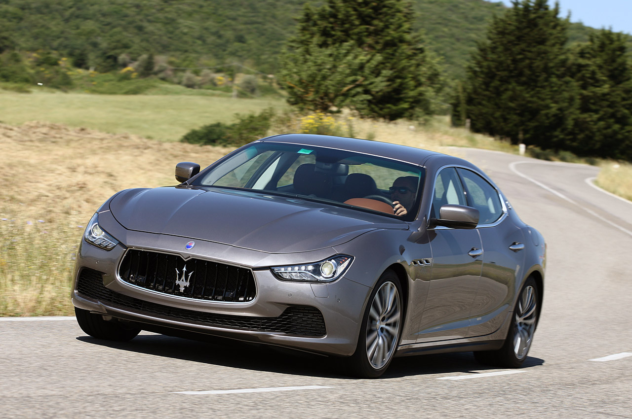 posts maserati ghibli - photo #10