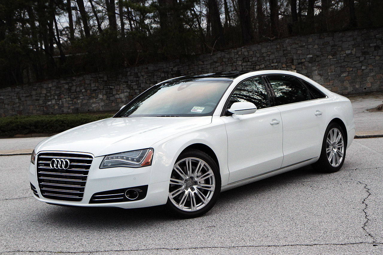 2013 Audi A8 L Tdi Quick Spin Photo Gallery Autoblog