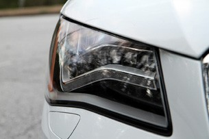 2014 Audi A8 L TDI headlight