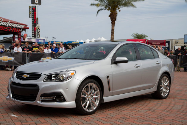 2014 Chevrolet SS priced from $44,470* [w/poll ...