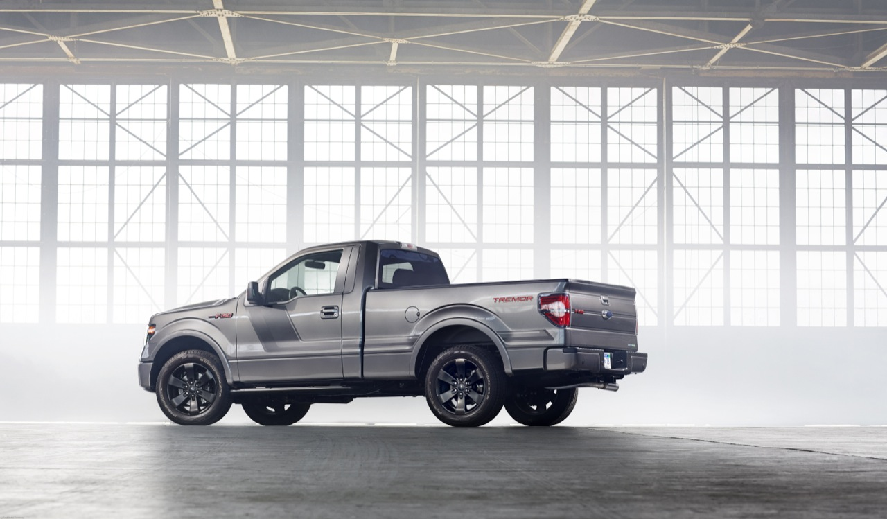 2014 Ford F 150 Tremor Adds Some Sport To Shake Things Up