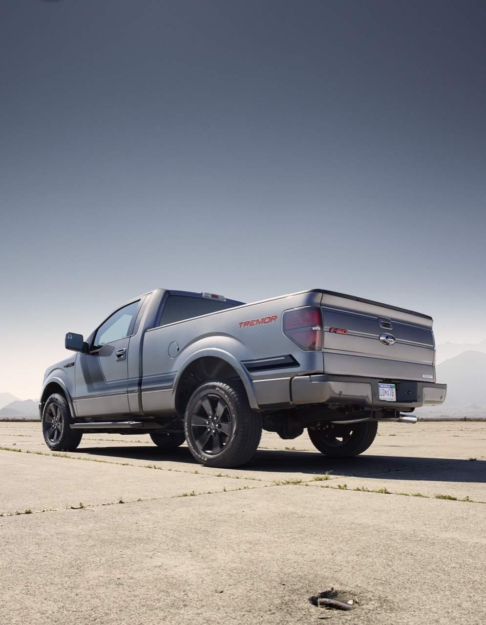 150 tremor 2014 ford - photo #23