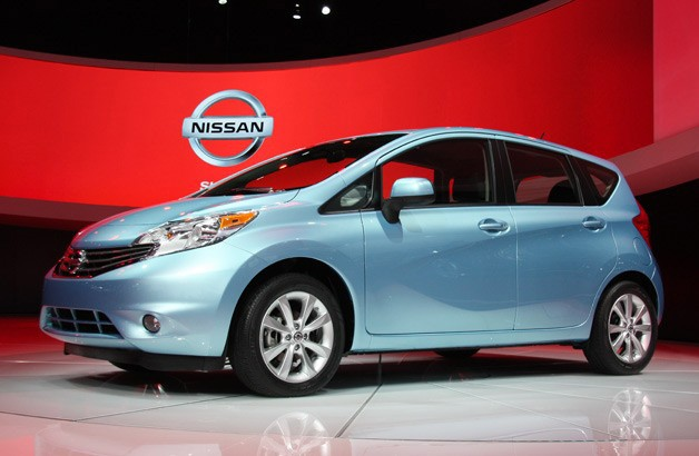 2014 nissan versa note priced from 13 990. Black Bedroom Furniture Sets. Home Design Ideas