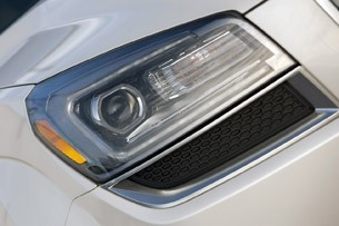 2013 GMC Acadia Denali headlight