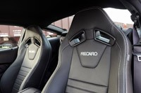 2013 Ford Mustang V6 front seats