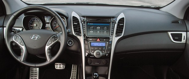 Beautiful 2013 Hyundai Elantra GT Interior ...