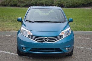 2014 Nissan Versa Note front view