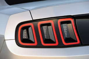 2013 Ford Mustang V6 taillight