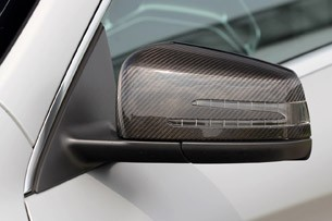 2014 Mercedes-Benz CLA45 AMG side mirror
