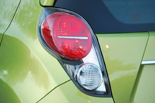 2013 Chevrolet Spark taillights