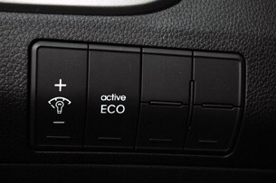 2013 Hyundai Elantra GT active ECO button