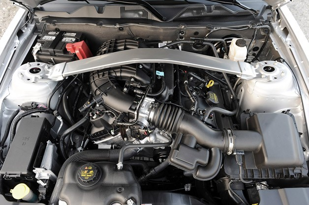 2013 Ford Mustang V6 engine