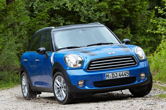 Mini Countryman All4