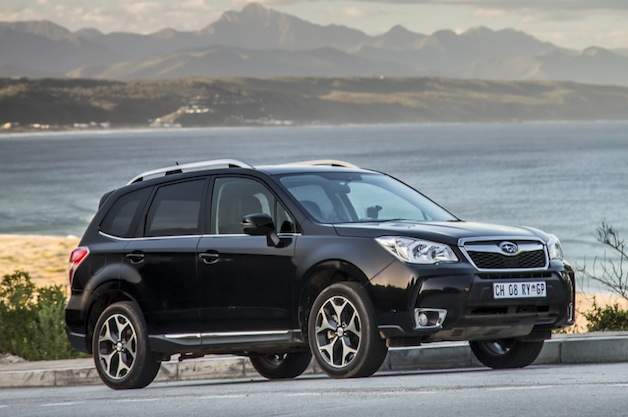 2014 Subaru Forester XT in South Africa