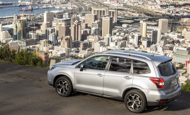 2014 Subaru Forester XT in Cape Town South Africa