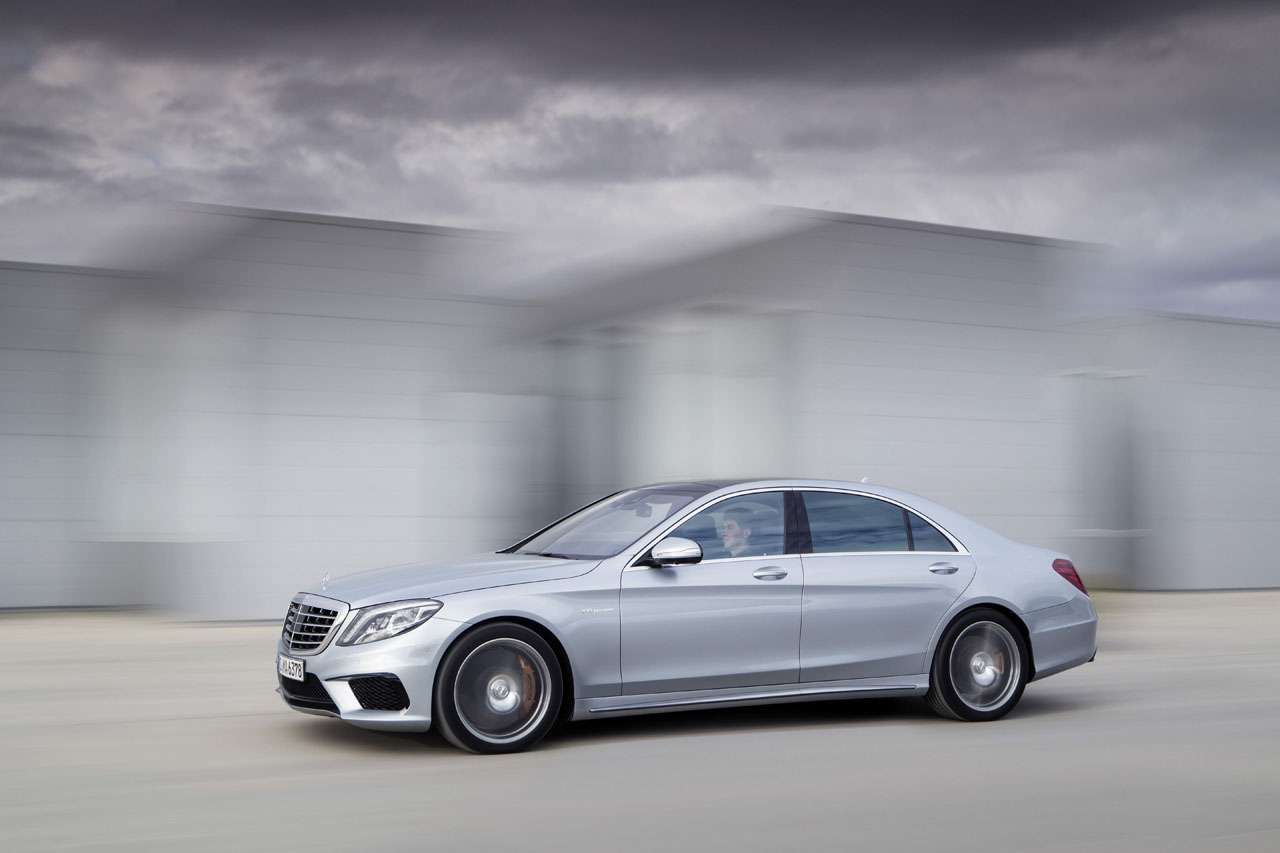 2014 mercedes benz s63 amg 4matic stuns with 577 hp 3 9 for S63 mercedes benz