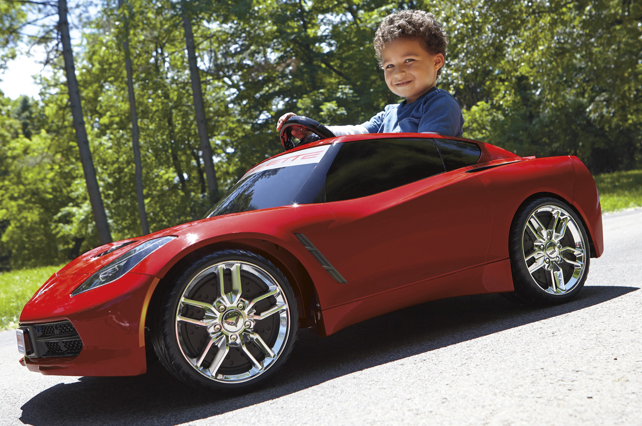 fisher price c7 corvette stingray power wheels photo gallery autoblog. Cars Review. Best American Auto & Cars Review