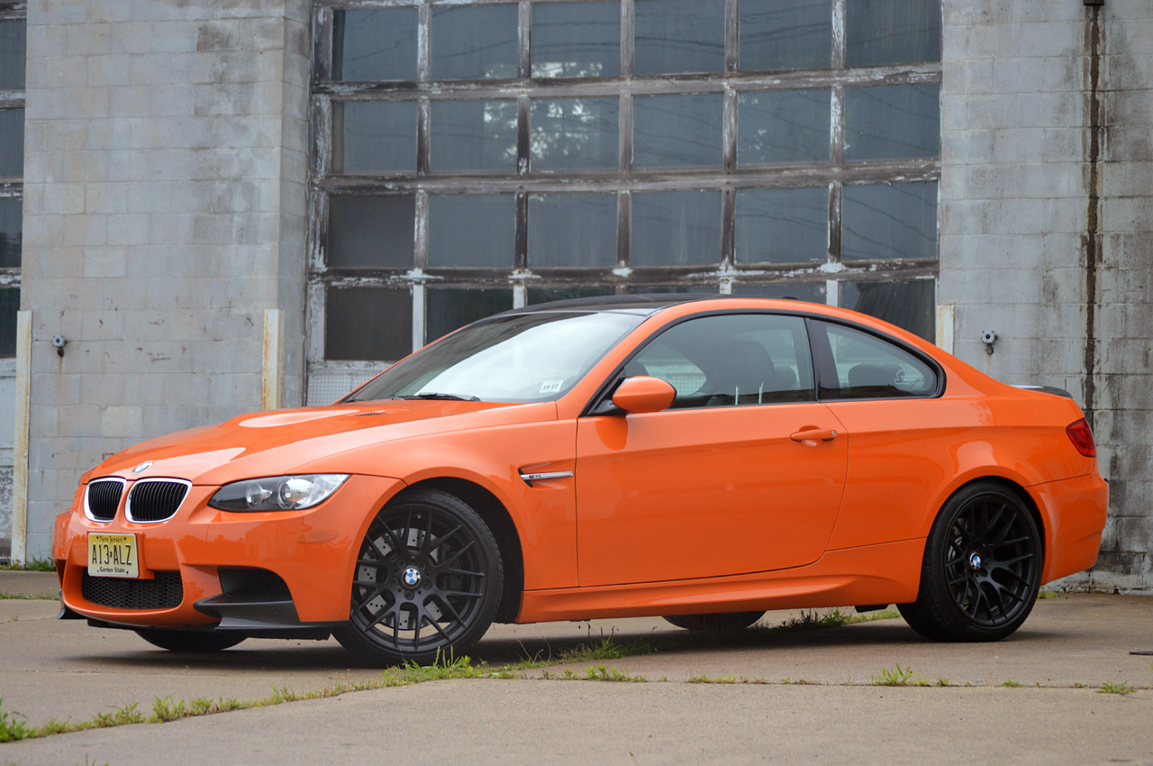 2013 Bmw M3 Coupe Lime Rock Edition Review Photo Gallery Autoblog