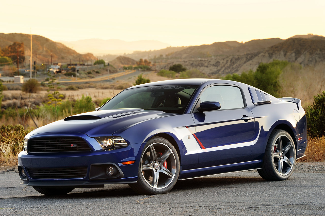2014 roush stage 3 mustang autoblog