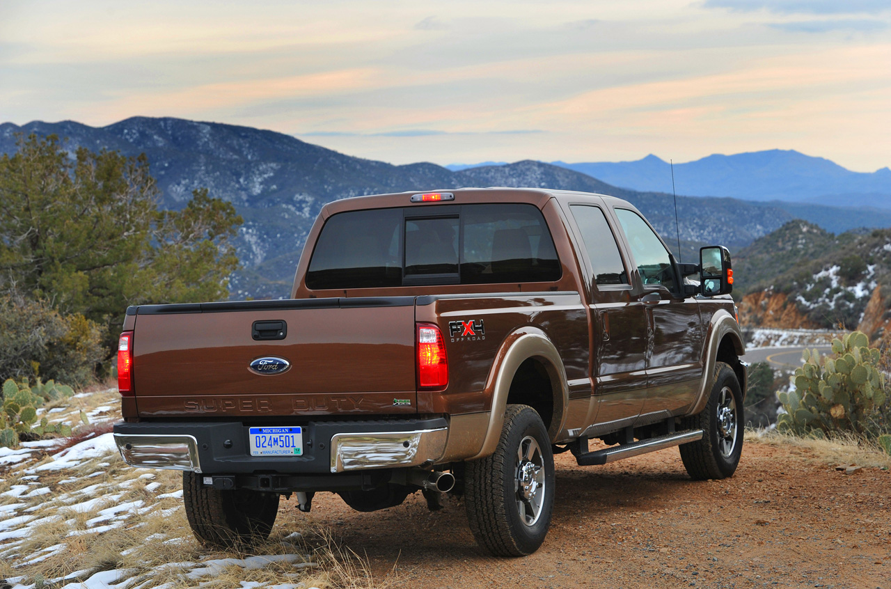 2011 Ford F-250 Super Duty Photo Gallery