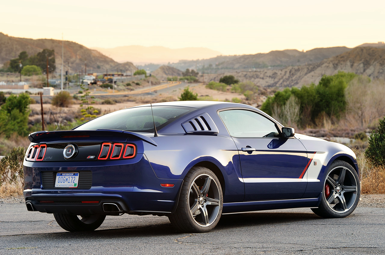 2014 roush stage 3 mustang autoblog. Black Bedroom Furniture Sets. Home Design Ideas