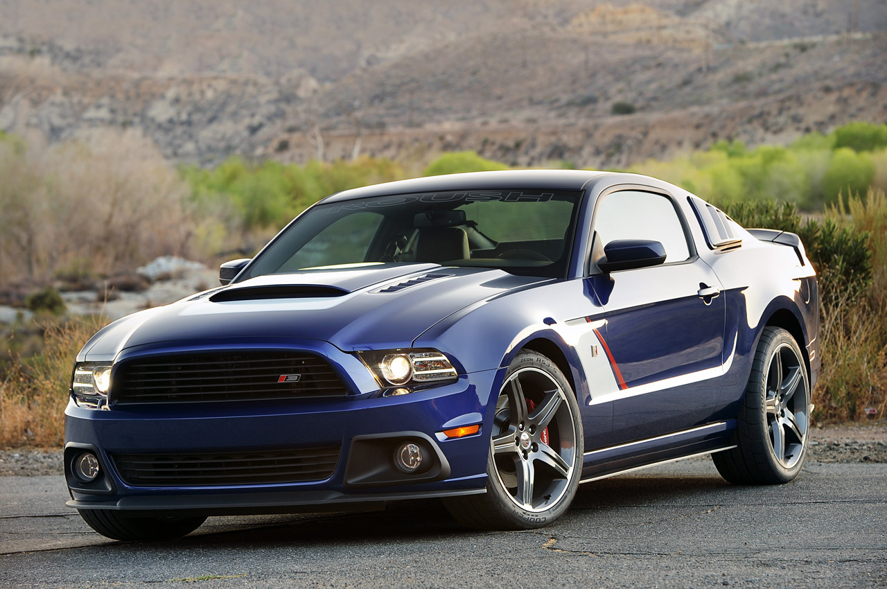 2014 roush stage 3 mustang quick spin photo gallery autoblog. Black Bedroom Furniture Sets. Home Design Ideas