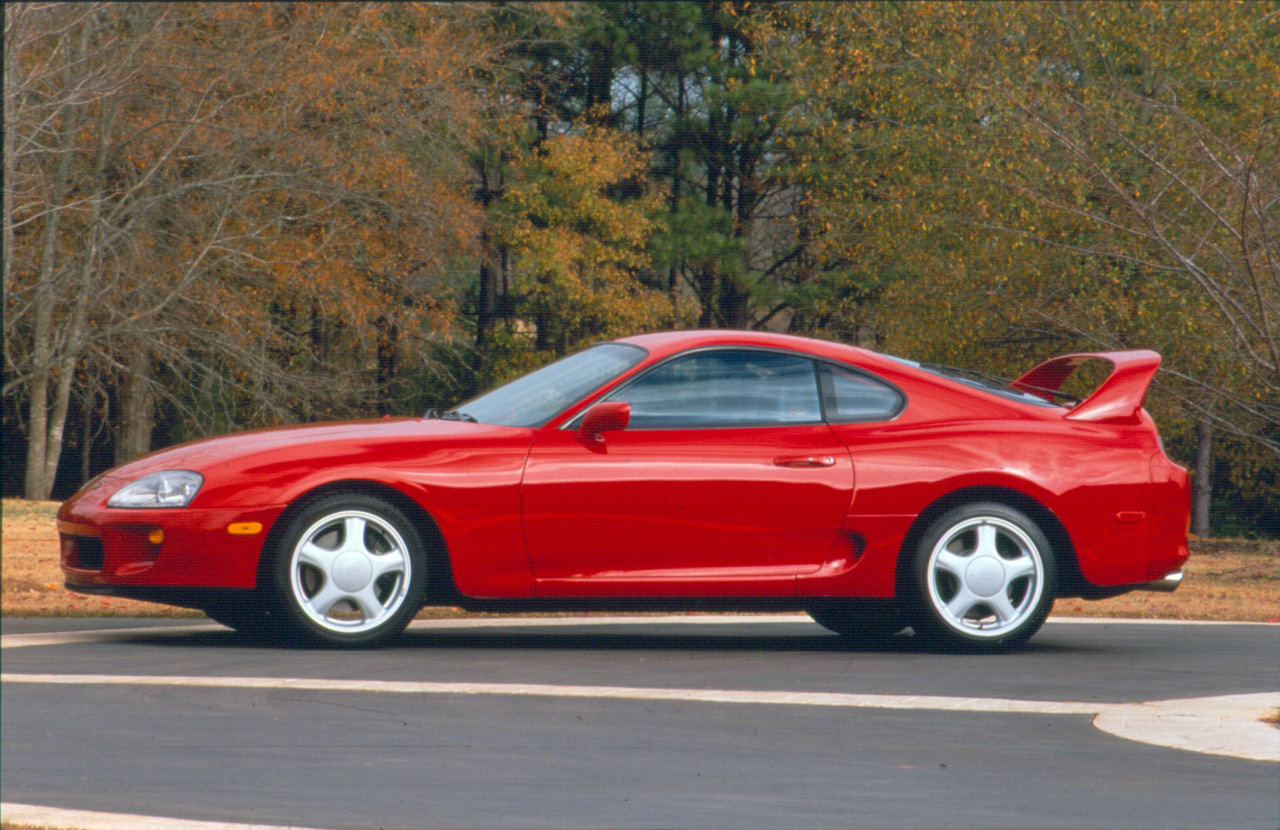 Toyota Certified Pre-Owned >> Toyota Supra: Through the Years Photo Gallery - Autoblog