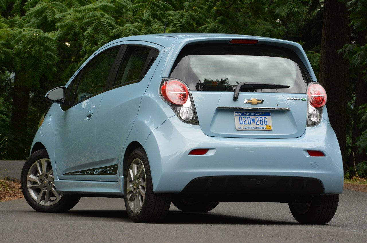 2014 chevrolet spark ev first drive photo gallery autoblog. Cars Review. Best American Auto & Cars Review