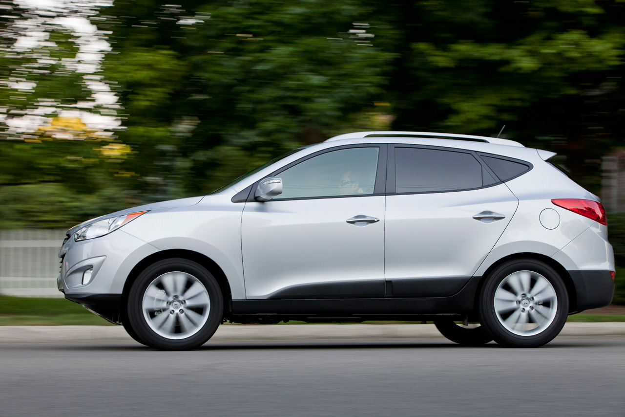 2013 Hyundai Tucson Photo Gallery Autoblog