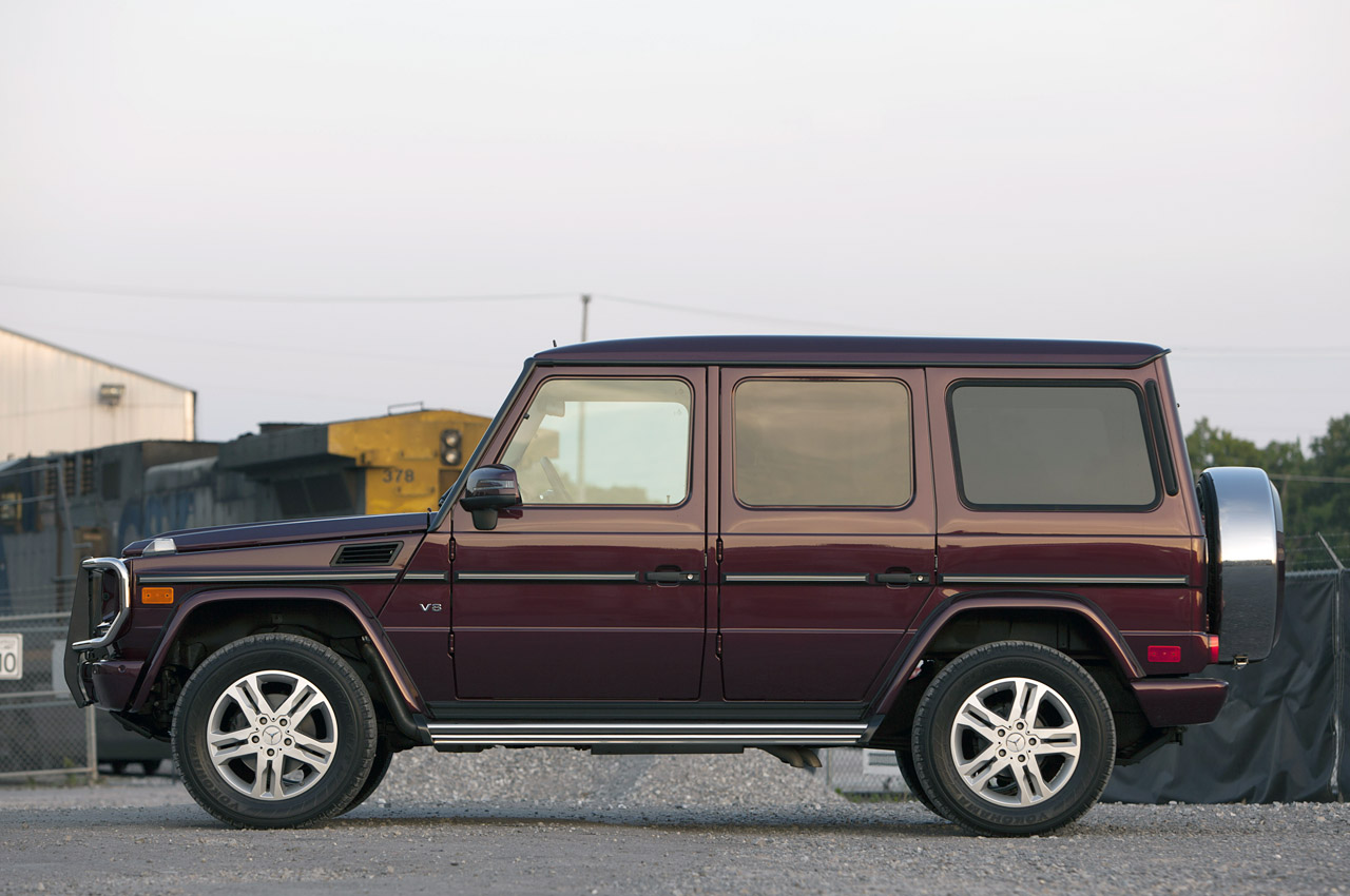 05 2013 mercedes benz g550 for Used mercedes benz g550