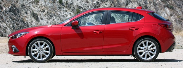 2014 Mazda3 officially rated at 3041 mpg priced from 16945