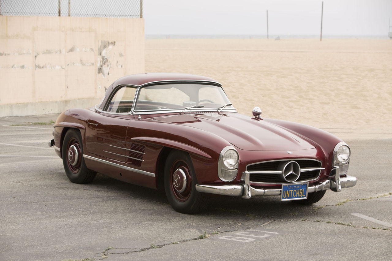 1960 mercedes benz 300sl photo gallery autoblog