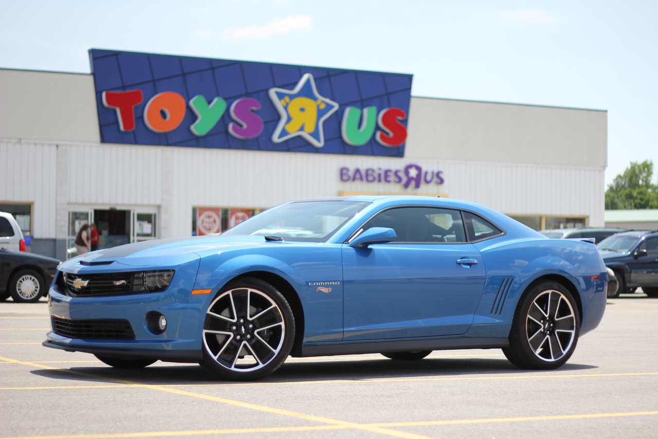 2013 Chevrolet Camaro SS Hot Wheels Edition - Autoblog