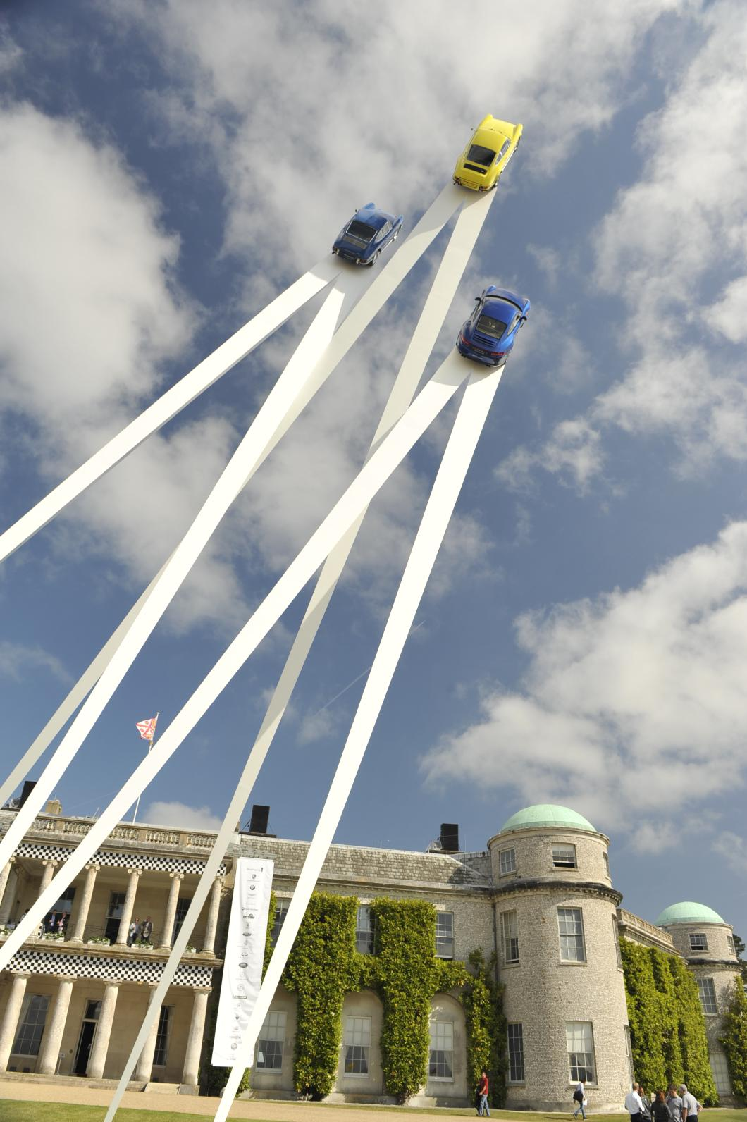 2013 Goodwood Festival Of Speed Statue Unveiled Autoblog